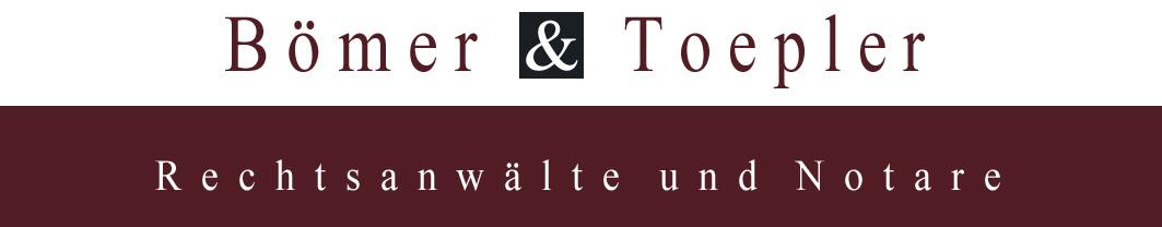 Toepler und Ehlerding – Rechtsanwälte und Notare